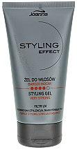 Parfüm, Parfüméria, kozmetikum Maximális tartású hajformázó zselé - Joanna Styling Effect Styling Gel Very Strong