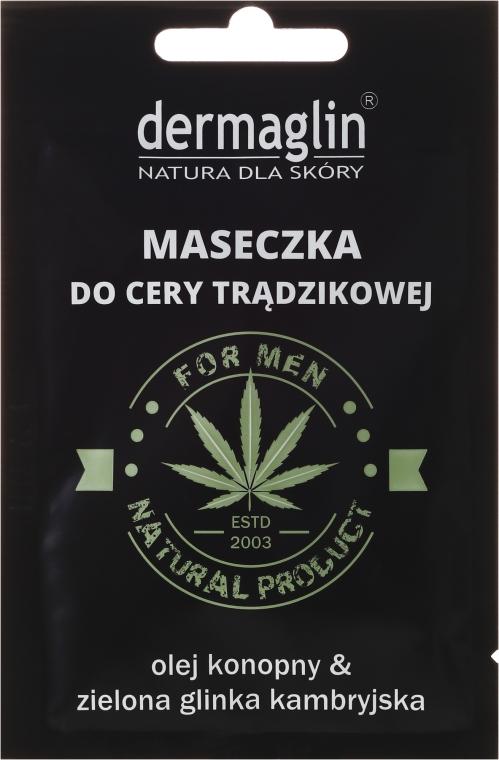 Arcmaszk - Dermaglin For Men Natural Product — fotó N1