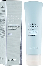 Parfüm, Parfüméria, kozmetikum Gyengéd peeling - The Saem Cell Renew Bio Micro Peel Soft Gel