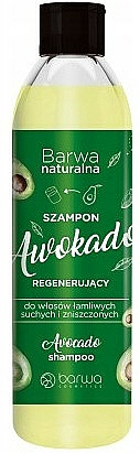 "Sampon ""Avokádó"" - Barwa Avocado Hair Shampoo"