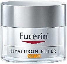 Parfüm, Parfüméria, kozmetikum Nappali arckrém - Eucerin Hyaluron-Filler Day Cream SPF30