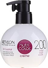 Parfüm, Parfüméria, kozmetikum Színező balzsam - Revlon Professional Nutri Color Creme