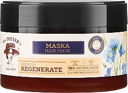 Parfüm, Parfüméria, kozmetikum Maszk sérült hajra - Mrs. Potter's Triple Grain Regenerate