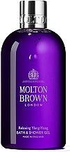 Parfüm, Parfüméria, kozmetikum Molton Brown Relaxing Ylang-Ylang - Fürdő- és zuhanyzó gél