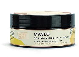 """Parfüm, Parfüméria, kozmetikum """"Mangó és mandarin"""" testápoló olaj - Nature Queen Body Butter"""