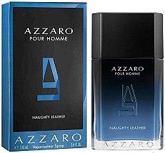 Parfüm, Parfüméria, kozmetikum Azzaro Pour Homme Naughty Leather - Eau De Toilette