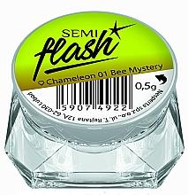 Parfüm, Parfüméria, kozmetikum Effektek a hybrid körmökhöz - Semilac SemiFlash Chameleon