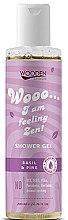 Parfüm, Parfüméria, kozmetikum Tusfürdő - Wooden Spoon I am feeling Zen! Shower Gel