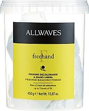 Parfüm, Parfüméria, kozmetikum Szőkítő por - Allwaves Freehand Bleaching Powder