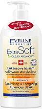 Parfüm, Parfüméria, kozmetikum Argánolaj balzsam - Eveline Cosmetics Extra Soft Luxurious Body Balm