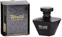 Parfüm, Parfüméria, kozmetikum Omerta Wealth Black Diamond - Eau De Parfum