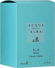 Parfüm, Parfüméria, kozmetikum Acqua Dell Elba Blu Donna - Eau De Toilette