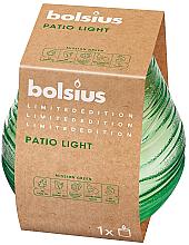 "Parfüm, Parfüméria, kozmetikum Illatgyertya pohárban ""Patiolicht Water"", 94/91 mm - Bolsius"