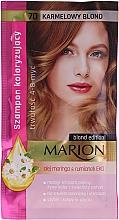 Parfüm, Parfüméria, kozmetikum Árnyaló sampon ammónia és hidrogén-peroxid mentes - Marion