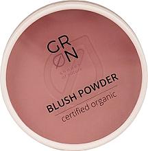 Parfüm, Parfüméria, kozmetikum Porpirosító - GRN Blush Powder (Rosewood)