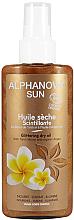 Parfüm, Parfüméria, kozmetikum Napozó olaj - Alphanova Sun Oil Dry Sparkling