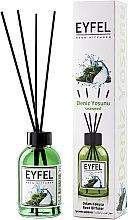 "Parfüm, Parfüméria, kozmetikum Aromadiffúzor ""Tengeri algák"" - Eyfel Perfume Reed Diffuser Seaweed"