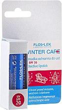 Parfüm, Parfüméria, kozmetikum Ajakvédő balzsam, SPF20 - Floslek Winter Care Protective Lipstick