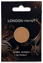 Parfüm, Parfüméria, kozmetikum Arckontúr púder - London Copyright Magnetic Face Powder Contour