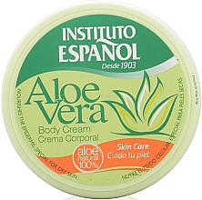 """Parfüm, Parfüméria, kozmetikum Testápoló krém """"Aloe vera"""" - Instituto Espanol Aloe Vera Body Cream"""