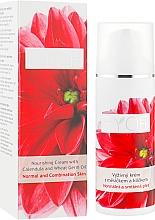 Parfüm, Parfüméria, kozmetikum Tápláló krém körömvirággal és búzacsíra olajjal - Ryor Nourishing Cream With Calendula And Wheat Germ Oil