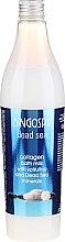 Parfüm, Parfüméria, kozmetikum Fürdőtej holt-tengeri ásványokkal - BingoSpa Dead Sea Collagen Milk Bath