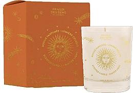 Parfüm, Parfüméria, kozmetikum Panier des Sens Scented Candle Winter Light - Illatgyertya
