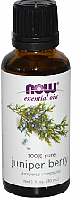 Parfüm, Parfüméria, kozmetikum Borókabogyó illóolaj - Now Foods Essential Oils 100% Pure Juniper Berry