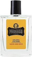 Parfüm, Parfüméria, kozmetikum Proraso Wood and Spice - Kölni