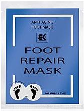 Parfüm, Parfüméria, kozmetikum Hidratáló lábmaszk - Brazil Keratin Foot Rapair Mask