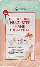 Parfüm, Parfüméria, kozmetikum Frissítő többfokozatú kézápolás - Celkin Refreshing Multi Step Hand Treatment
