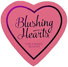 Parfüm, Parfüméria, kozmetikum Arcpirosító - I Heart Revolution Blushing Hearts Blusher