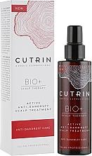 Parfüm, Parfüméria, kozmetikum Krém fejbőr korpásodása ellen - Cutrin Bio+ Active Anti-dandruff Scalp Treatment