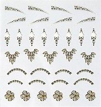 """Parfüm, Parfüméria, kozmetikum Körömmatrica """"Gyöngy"""" - Peggy Sage Decorative Nail Stickers Jewel"""