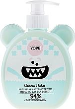 """Parfüm, Parfüméria, kozmetikum Antibakteriális szappan gyerekeknek """"Ananász és kókusz"""" - Yope"""