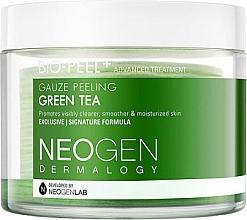 Parfüm, Parfüméria, kozmetikum Peeling korongok zöld teával - Neogen Dermalogy Bio Peel Gauze Peeling Green Tea