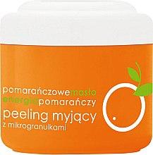 """Parfüm, Parfüméria, kozmetikum Testradír mikroszemcsékkel """"Narancs"""" - Ziaja Body Peeling"""