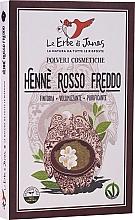 """Parfüm, Parfüméria, kozmetikum Hajpor """"Rosso Freddo"""" - Le Erbe di Janas Red Henna Cold Shades"""