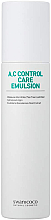 Parfüm, Parfüméria, kozmetikum Emulzió arcra - Swanicoco A.C Control Care Emulsion