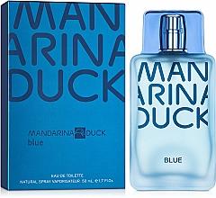 Mandarina Duck Blue - Eau De Toilette — fotó N2