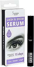 Parfüm, Parfüméria, kozmetikum Szempilla- és szemöldök szérum - Sincero Salon Lash & Brow Serum
