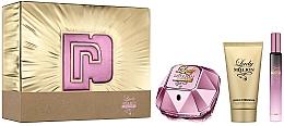 Parfüm, Parfüméria, kozmetikum Paco Rabanne Lady Million Empire - Szett (edp/50ml + edp/mini10ml + b/lot/75ml)