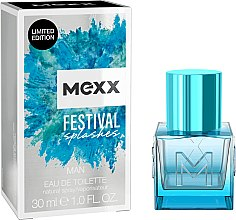 Parfüm, Parfüméria, kozmetikum Mexx Festival Splashes Man - Eau De Toilette
