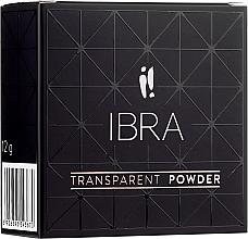 Parfüm, Parfüméria, kozmetikum Por púder - Ibra Transparent Powder