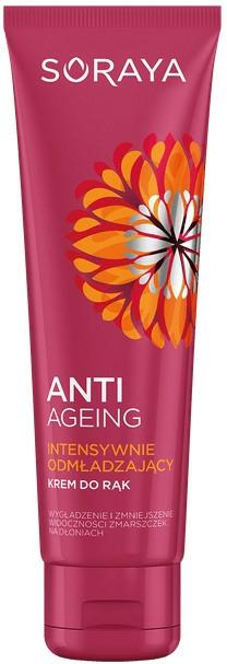 Öregedésgátló kézkrém - Soraya Anti Agening Hand Cream