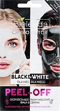 Parfüm, Parfüméria, kozmetikum Arcmaszk - Bielenda Carbo Detox Black & White Mask