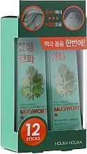 Parfüm, Parfüméria, kozmetikum Agyag habmaszk - Holika Holika Pure Essence Mugwort Bubble Cleansing Pack