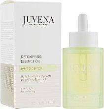 Parfüm, Parfüméria, kozmetikum Tápláló olaj - Juvena Phyto De-Tox Detoxifying Essence Oil