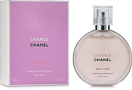 Parfüm, Parfüméria, kozmetikum Chanel Chance Eau Vive - Illatosított hajpermet