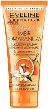 Parfüm, Parfüméria, kozmetikum Intenzív erősítő testápoló balzsam, gyömbér, narancs - Eveline Cosmetics Spa Prof